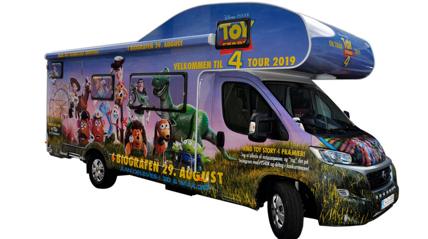 Toy Story 4 – On Tour!